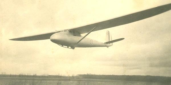 Planeur Caudron C.800 (Coll. Maryan FLAK)