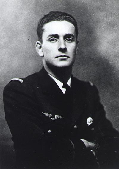 René Pomier-Layrargues (1916-1940) et Meaux-Esbly sont entrés dans l'histoire de la Bataille de France le 5 juin 1940. (Coll. SHD)